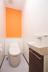 内視鏡前処置用トイレ2